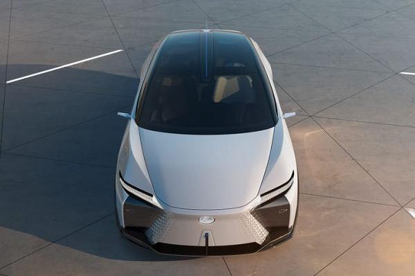 Lexus LF-Z, Mobil SUV Electric Akan Rilis Tahun Depan