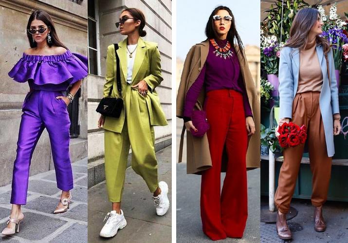 tendência de moda inverno 2020