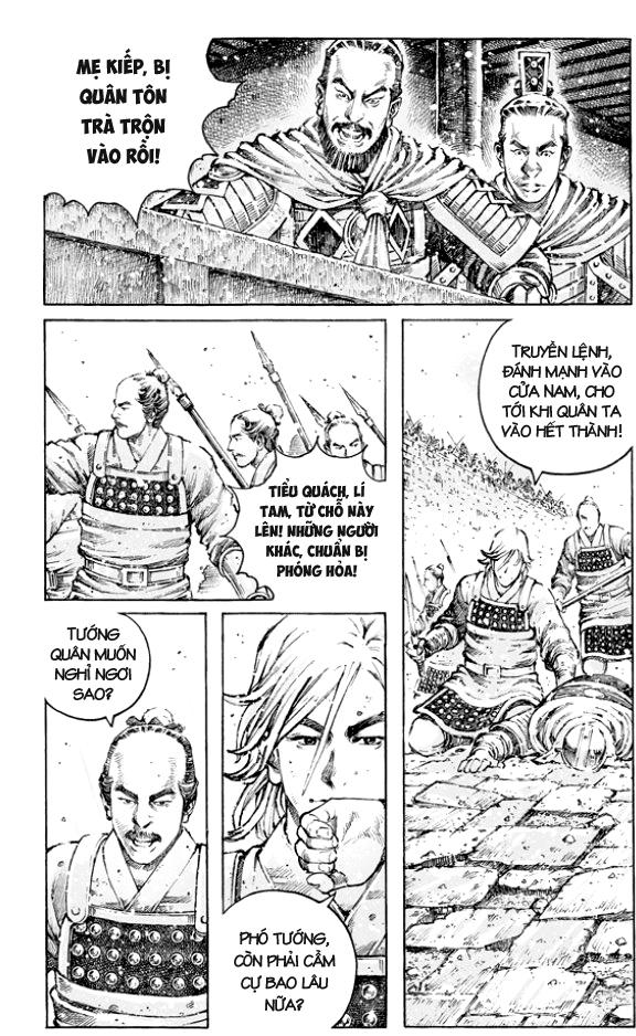 Hỏa Phụng Liêu Nguyên Chap 505 - Trang 5