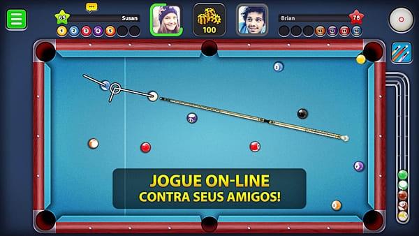 8 Ball Pool. Jogo de sinuca para android