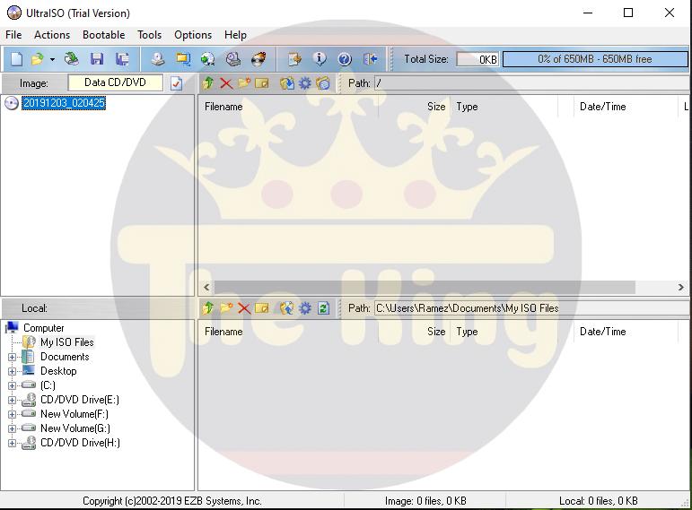 تحميل ويندوز 10 بدون اسطوانة او فلاشة