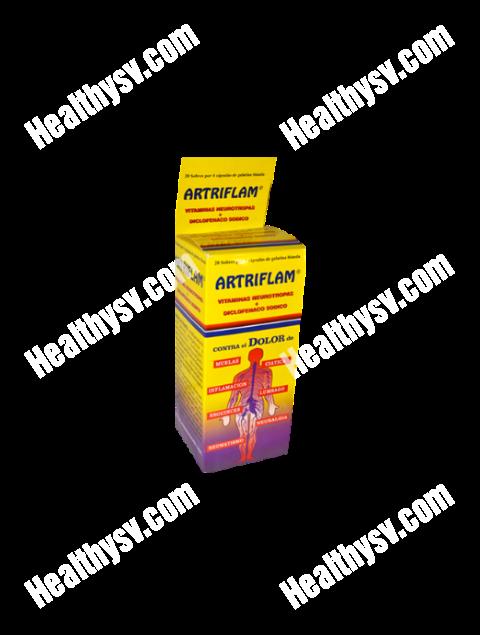 Artriflam Vitamin