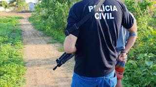 Operação da DT de Carinhanha prende quatro estupradores
