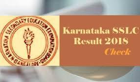 Karnataka SSLC Results 2018, Karnataka 10th Results 2018, SSLC Result 2018 Karnataka