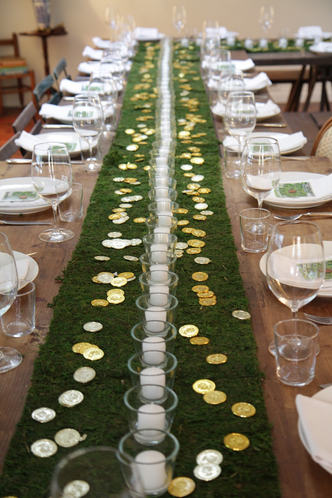 St. Patrick's Day Table Inspiration