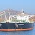 PF diz que navio grego é suspeito de derramar óleo no Nordeste e faz buscas em empresas