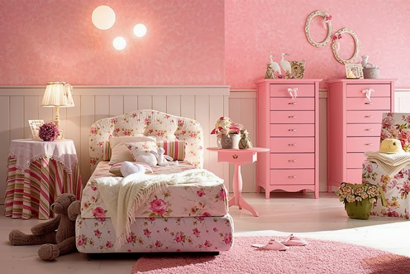 Decoracion actual de moda redecorando el cuarto de ni a - Decoracion actual de moda ...