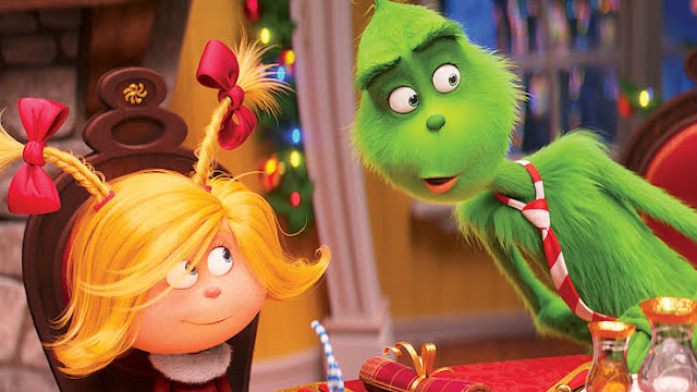 Screenshot Film The Grinch (2018). 4