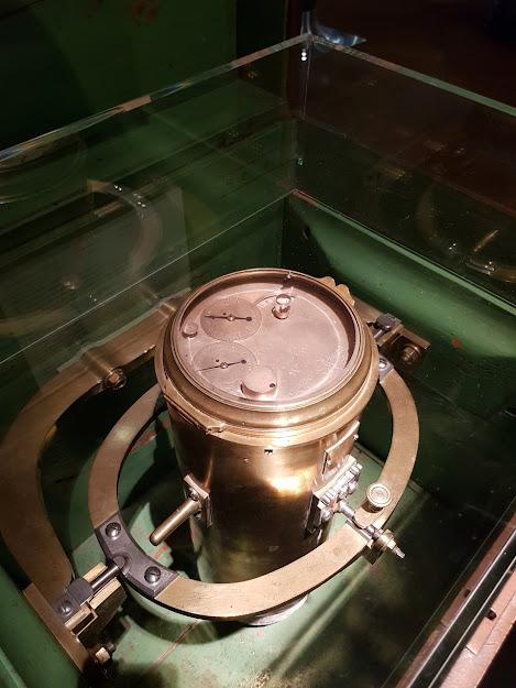 Ferdinand Berthoud Marine Clock