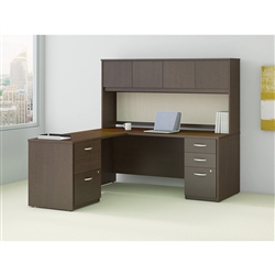 Bush Corner Desk