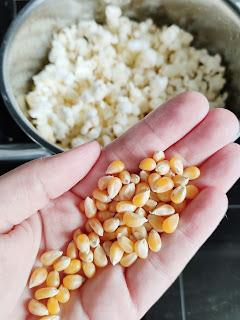 Salziges Popcorn Rezept   Party Food   Picknick Ideen   judetta.de