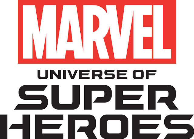 Marvel: Universe of Super Heroes - Logo