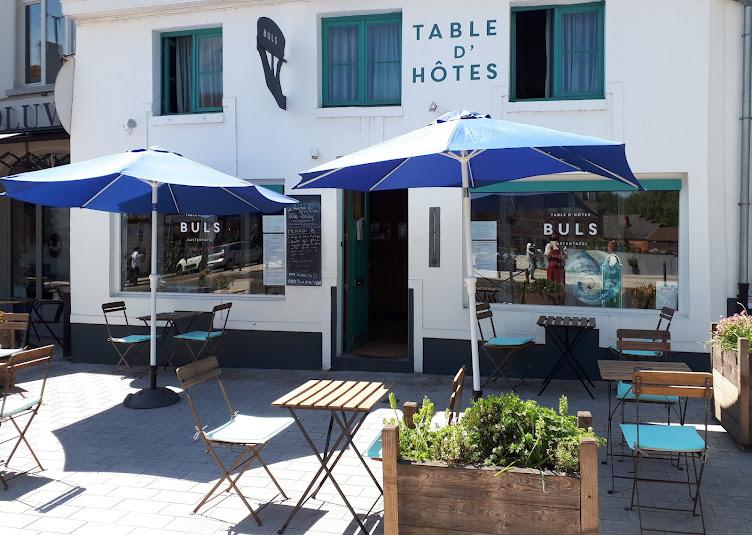 Restaurant Buls .................. Table d'Hôtes/Gastentafel