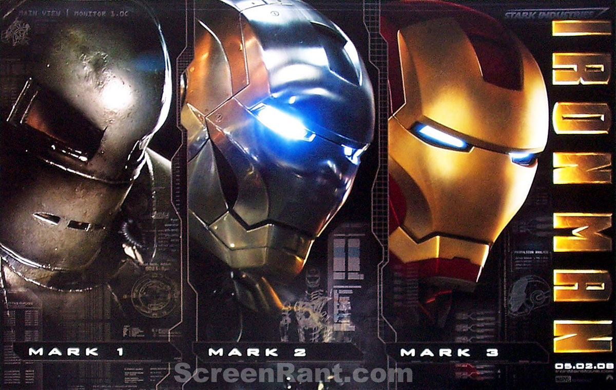 David S Cave My Favorite Films Iron Man 2008