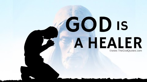19 God Quotes For Healing