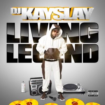 DJ Kay Slay - Living Legend (2020) - Album Download, Itunes Cover, Official Cover, Album CD Cover Art, Tracklist, 320KBPS, Zip album