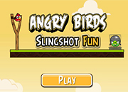 Angry Birds Sling Shot 1
