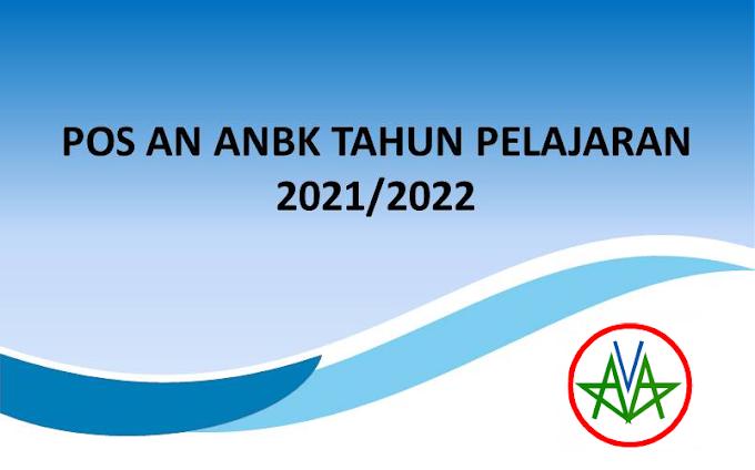 POS ANBK Tahun 2021 - Asesmen Nasional Berbasis Komputer