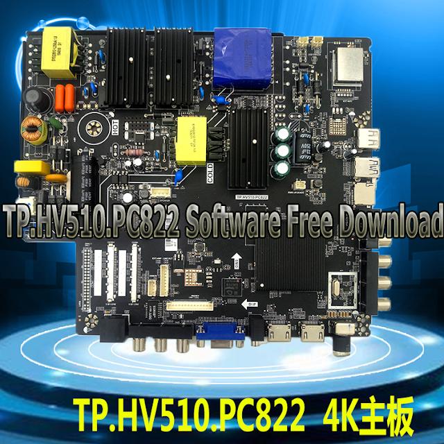 TP.HV510.PC822 Software Free Download
