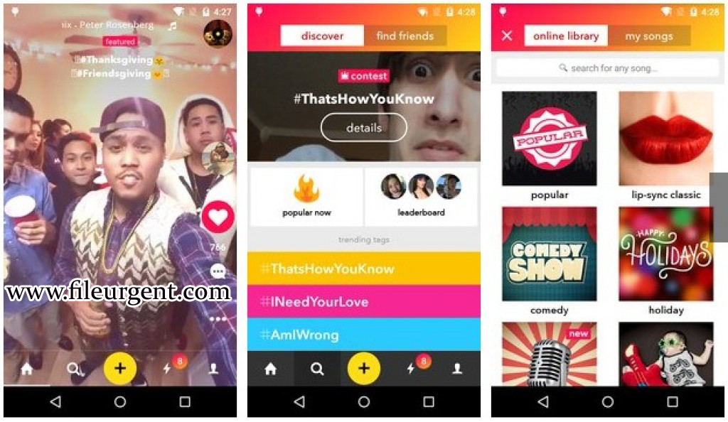 musical.ly APK