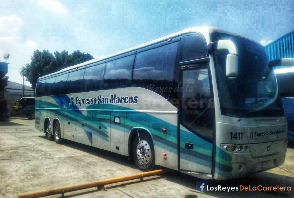 Guía del Viajero en México: Ahora llega Expresso San Marcos