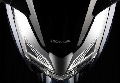 Honda Forza 300 2018 atau Forza 250 lampu depan cakep