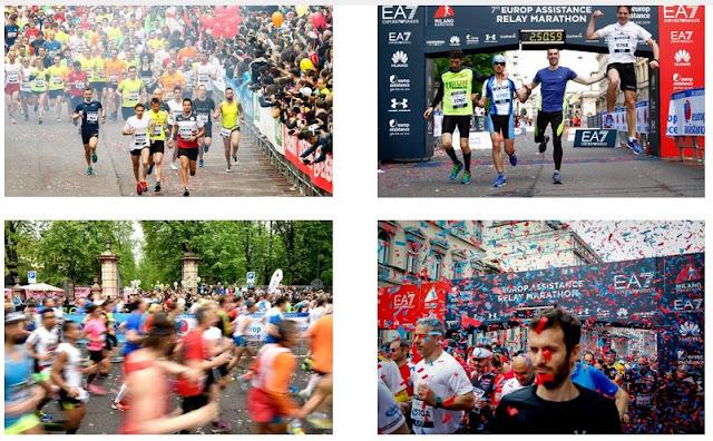 EA7 Milano Marathon, la manifestazione sportiva più solidale d'Italia