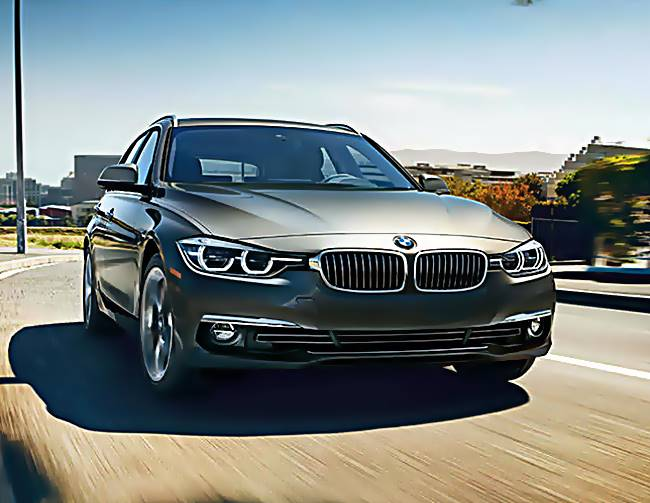 2016 BMW 328d xDrive Sports Wagon Review