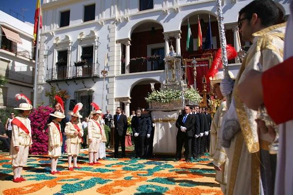 Anunciada la suspensión de la procesión del Corpus Christi de Priego de Córdoba