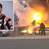 Romain Grosjean involved in horror crash at Formula One Bahrain Grand Prix