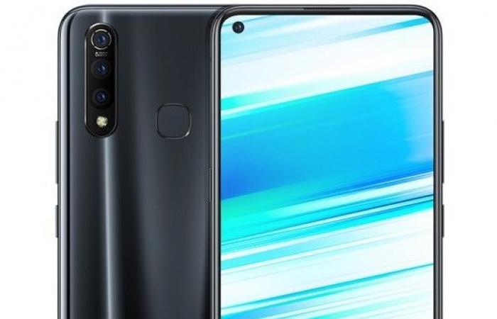 Vivo Z5x,Vivo Z5x phone, Vivo Z5x smartphone