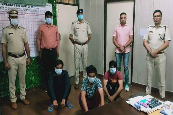 palwal-crime-branch-arrested-three-wanted-accused-sanjay-shoot-kand
