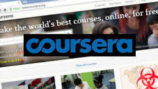 Coursera online learning