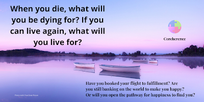 What will you be dying for