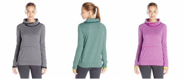 Reebok Workout Ready Play Warm Pullover $40 (reg $50)