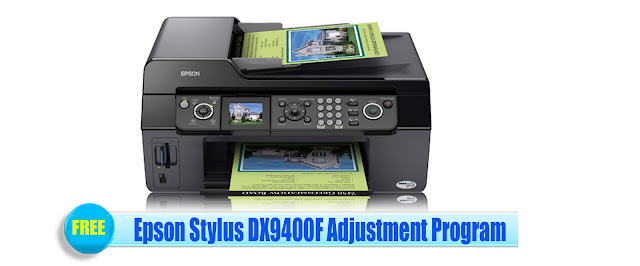 Epson Stylus DX9400F Adjustment Program