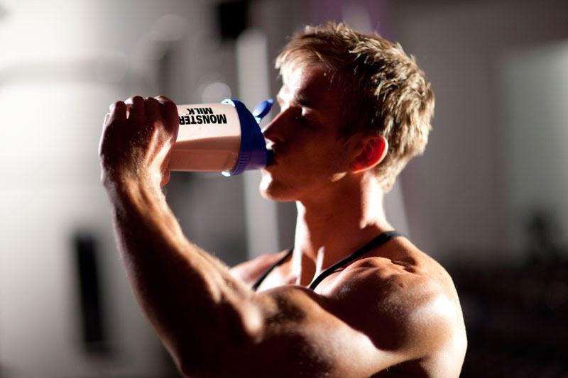 batidos de proteinas para aumentar masa muscular