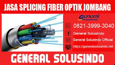 Jasa splicing fiber optic jombang terpercaya