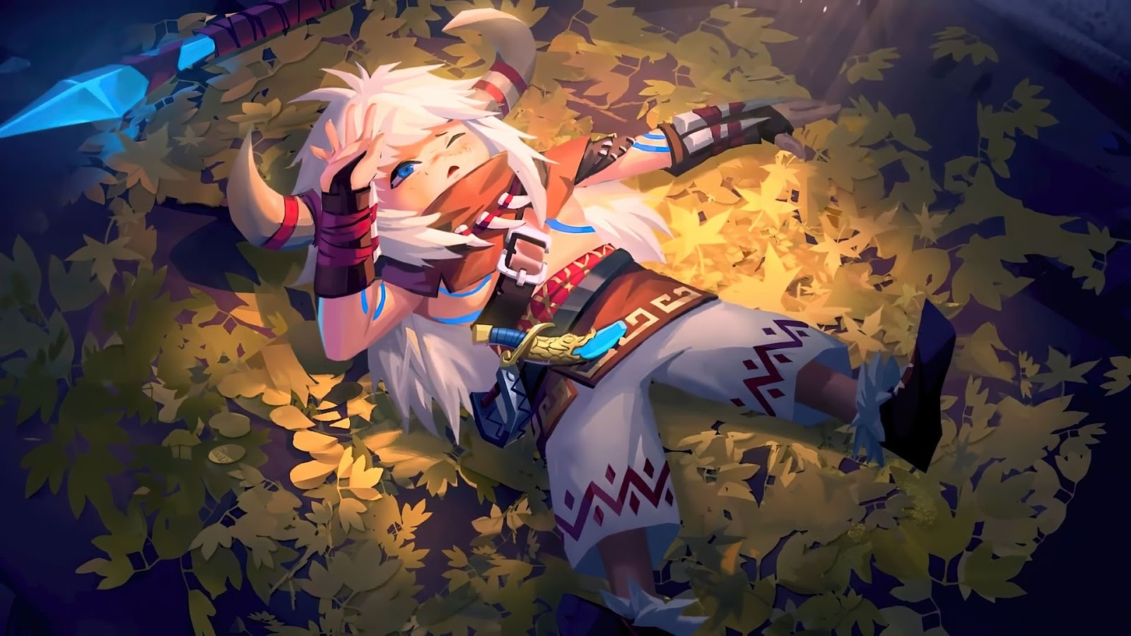 Wallpaper Popol and Kupa Mobile Legends HD for PC