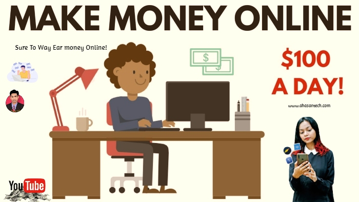 Sure To Way Earn Money Online!