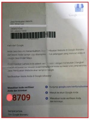 jasa pembuatan webiste bisnis google site
