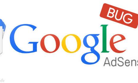 Google Merilis Sebuah Issue Dari Bug Akun AdSense