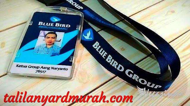 Tali lanyard,  aksesoris gantungan ID card yang murah dan awet