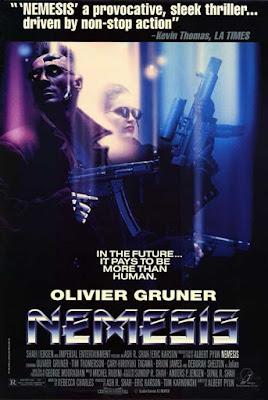 Póster película Nemesis