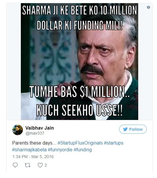 Sharma Ji Ka Beta Jokes