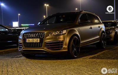 25 Audi Q7 Wallpaper
