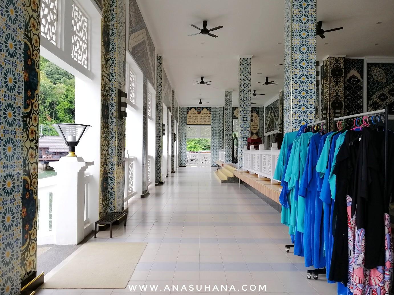 Masjid Seribu Selawat Pulau Pangkor
