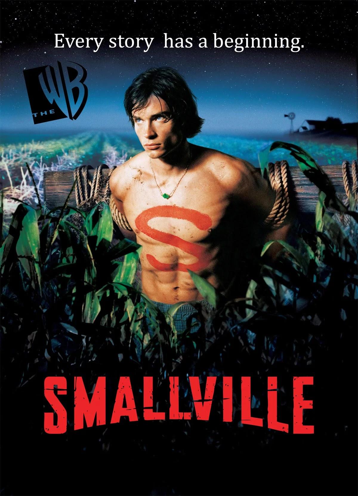 Smallville Serie Completa Dual Latino/Ingles 1080p