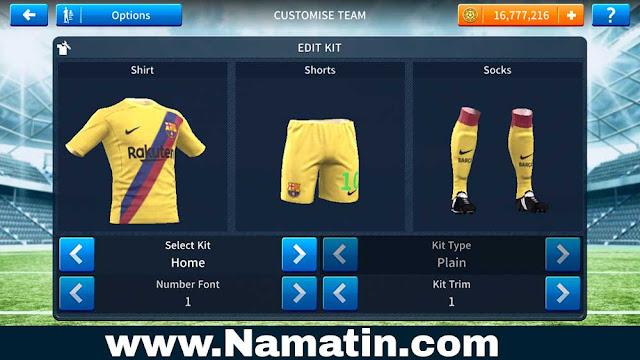 Kit DLS Barcelona 2019