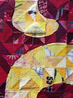 Luke Haynes quilt